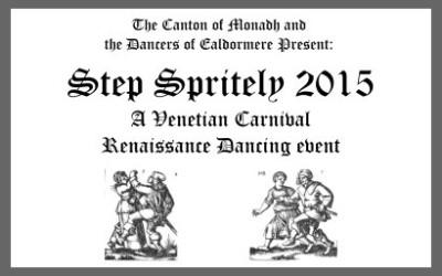 Step Spritely 2015