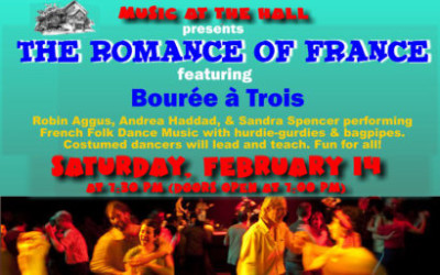 The Romance of France – Feb. 14, 2015