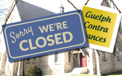No More Guelph Contra Dances