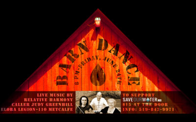 June 24th Barn Dance