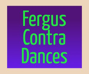 Drumlin Contra Dance in Fergus @ St. James Anglican Church | Fergus | Ontario | Canada