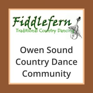 Owen Sound Fiddlefern Contra Dance @ St. George's Church Hall | Owen Sound | Ontario | Canada