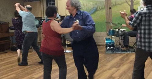 Fergus Contra Dance: Friday April 27th