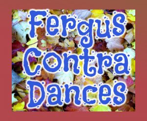 Fergus Fall Colours Contra Dance @ St. James Anglican Church | Fergus | Ontario | Canada
